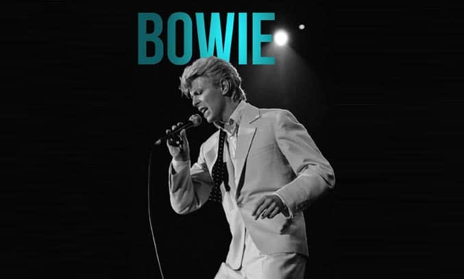 Bowie The Man Who Changed The World