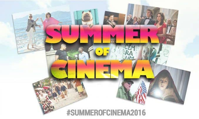 FDA Summer of Cinema