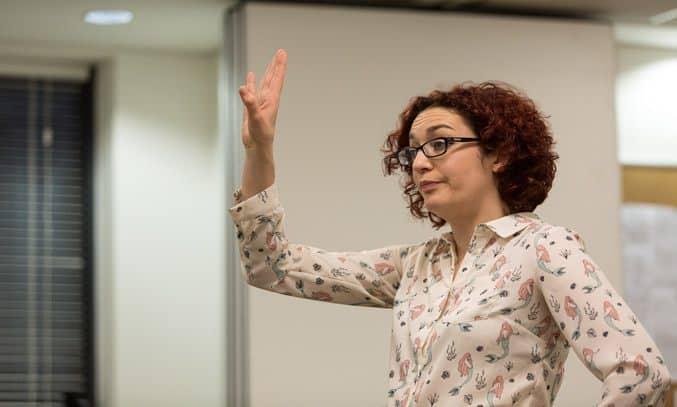 NARVIK Director Hannah Tyrrell-Pinder