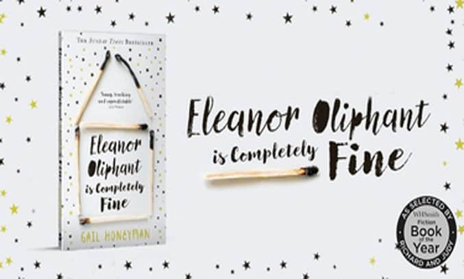 Eleanor Oliphant is Completely Fine Banner