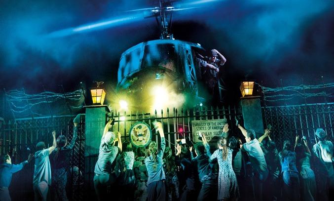 Cameron Mackintosh's touring production of MISS SAIGON