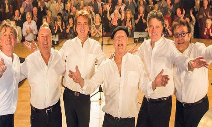 The Hollies A HIGHWAY OF HITS Tour 2018