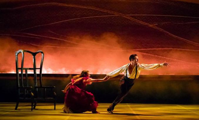 Northern Ballet JANE EYRE