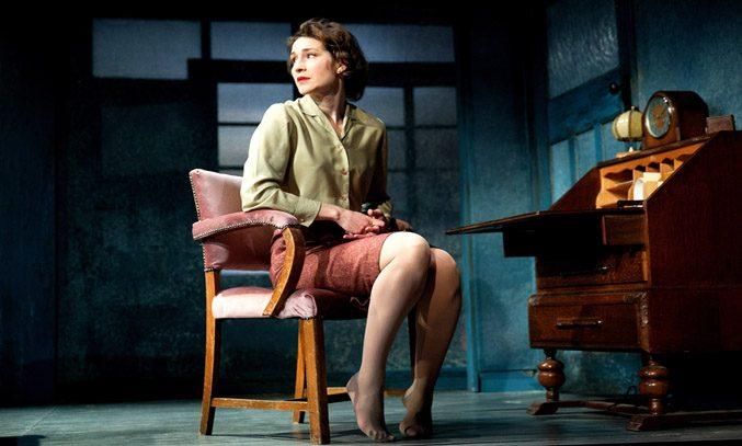 Helen Bradbury in LOVE FROM A STRANGER.
