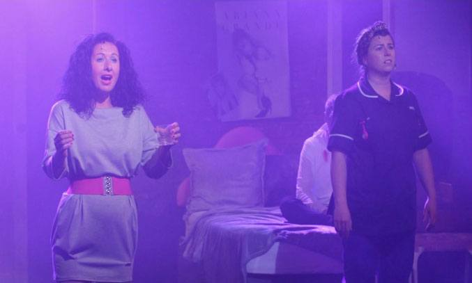 Hayley Tamaddon in CLOSETS THE MUSICAL