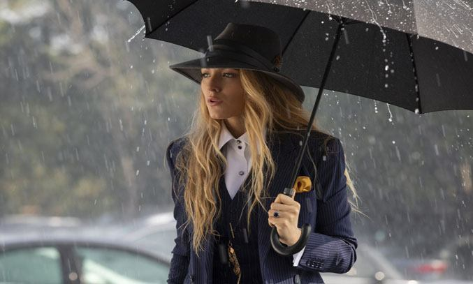 Blake Lively as Emily in A SIMPLE FAVOUR (2018)