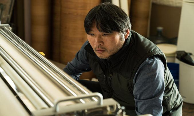 Choi Moo-sung in LAST CHILD