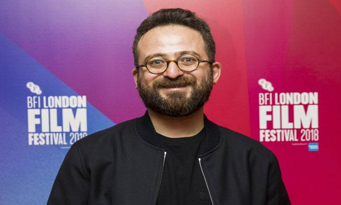 Mahmoud Sabbagh attends the World Premiere of AMRA AND THE SECOND MARRIAGE