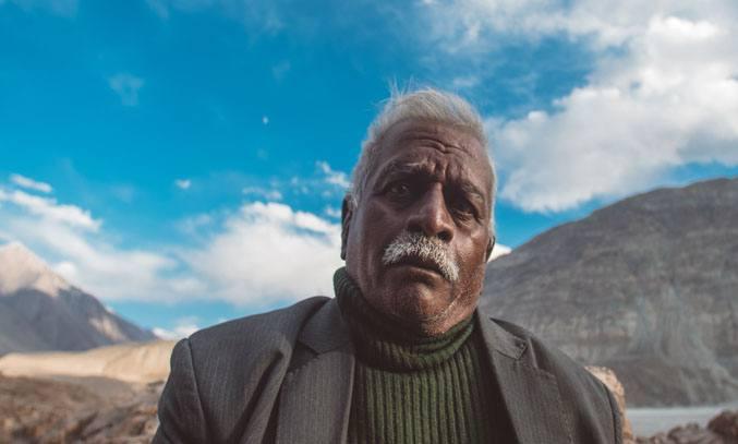 NAMDEV BHAU IN SEARCH OF SILENCE Film