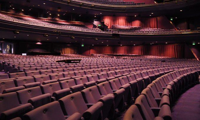 The Lowry's The Lyric Theatre