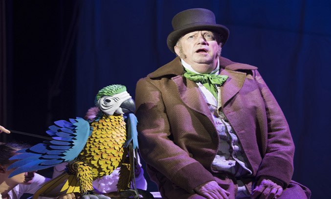 Doctor Dolittle the Musical Tour