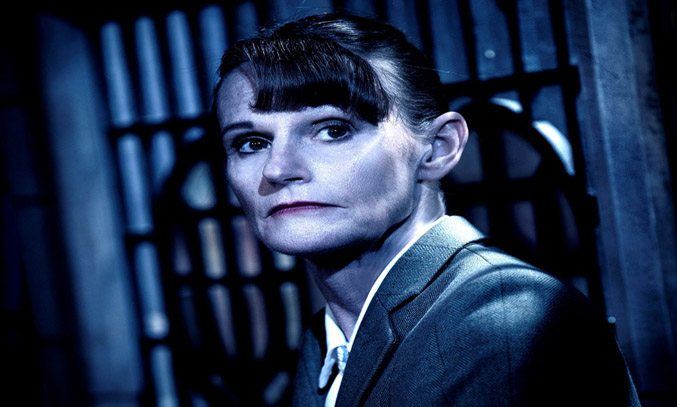 Gwyneth Strong in THE MOUSETRAP