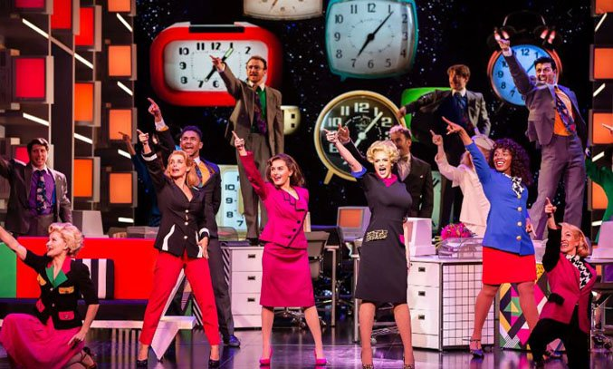9 TO 5 THE MUSICAL Tour