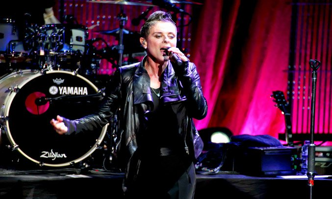 Lisa Stansfield AFFECTION 30th Anniversary UK Tour