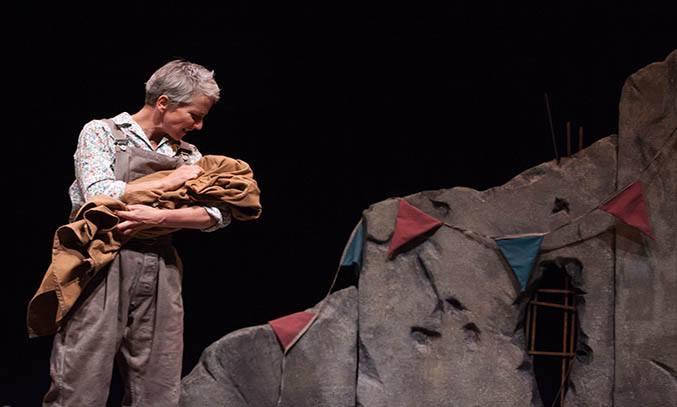Alison Reid in AN ELEPHANT IN THE GARDEN